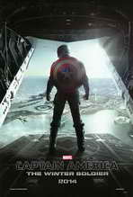 Captain America: The Winter Soldier - 27x40 Movie Poster - Style A