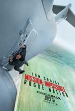 Mission Impossible: Rogue Nation - 27 x 40 Movie Poster - Style A