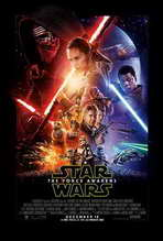 Star Wars: Episode VII - The Force Awakens - 27 x 40 Movie Poster - Style A