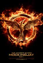 The Hunger Games: Mockingjay - Part 1 - 27x40 Movie Poster - Style D