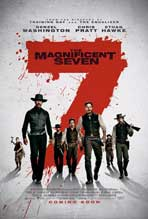 The Magnificent Seven - 11 x 17 Movie Poster - Style B